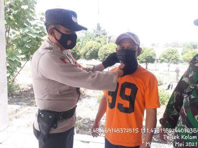 Aparat TNI Polri peduli kesehatan warga