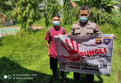 Cegah Pungli, Polisi Minta Warga Membantu Informasi