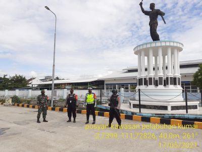 Penyekatan Ops Ketupat Telabang Pelabuhan