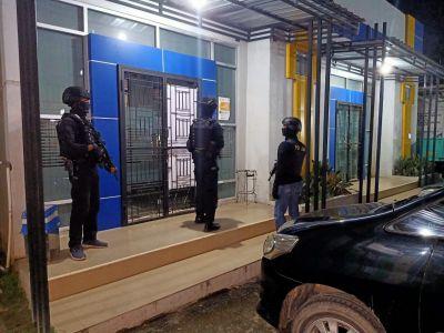 Selain mencegah aksi kriminalitas, patroli
