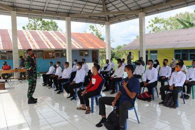 Sosialisasi Rekrutmen TNI AD