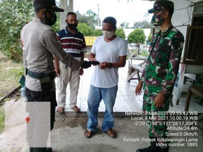 TNI Polri peduli kesehatan